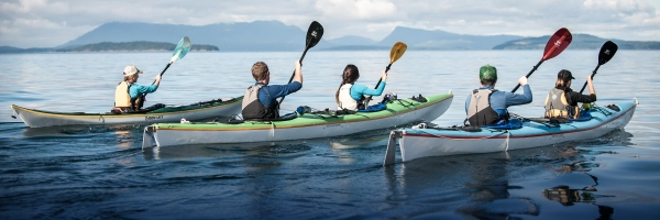 Kayaking adventure with San Juan Outfitters, photo by John Sinclair