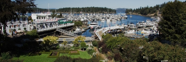 Roche Harbor Resort, San Juan Island
