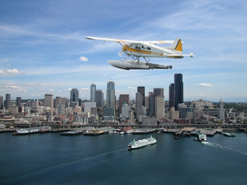 Kenmore Airlines Seaplane