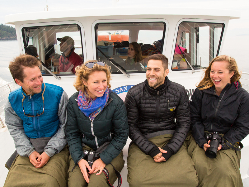 Serious fun on the M/V Sea Lion