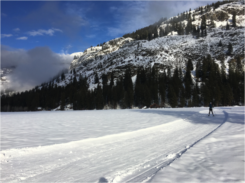 Nordic Skiing in Methow Valley
