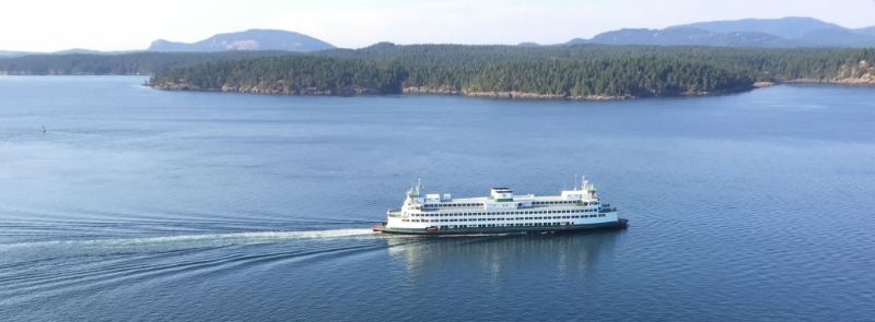 Reserve Anacortes Ferry To Orcas Island